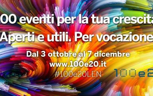 100e20 Len: i webinar gratuiti